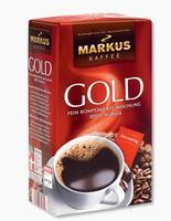 Кофе Markus Koffee Gold ,наслаждение высшего класса. 100% молотые бобы арабики 500гр., Германия