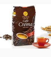 Кофе в зернах TIZIO Premium Caffe Crema ganze Bohne 1кг. Арабика 100% (Германия) 100% Arabica 1кг., Германия