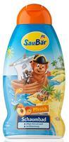 Saubär Schaumbad Pfirsich - Детская пена для ванны с персиком (Германия) 500 мл.
