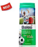 Balea dusche & shampoo for Kids Fussball футбол - Гель-душ + шампунь без слез (Германия) 300мл.
