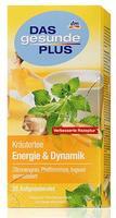 Чай Das gesunde Plus Energie & Dynamik (Германия) 25 пакетиков.
