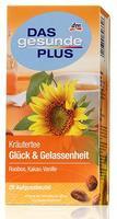 """Das gesunde Plus Glück & Gelassenheit - чай """"счастье и спокойствие"""" (Германия) 25 пакетиков."""