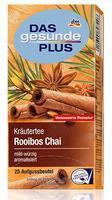 Das gesunde Plus Rooibos Chai - Ароматизированный растительный чай (Германия) 25 пакетиков.