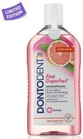 Dontodent Pink Grapefruit Mundspülung - ополаскиватель розовый грейпфрут (Германия) 500 мл.