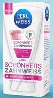 Отбеливающий Гель для зубов Perl Weiss Schonheits Zahnweiss с белоснежным жемчугом в коробке (Германия) 50 мл.