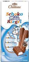 Choceur Schoko-Riegel Schoko Milch Riegel - c молочной начинкой 11 ригелей. 200гр. Германия