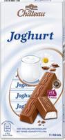 Choceur Schoko Joghurt - начинка с заполнением прекрасного йогурт крема 11 ригелей. 200гр. Германия