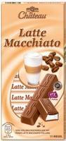 Choceur Латте маккиато - с кремовой начинкой с полным вкусом латте маккиато, 11 ригелей. 200гр. Германия