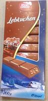 Шоколад Mister Choc Lebkuchen - c имбирной начинкой 11 ригелей. 200гр. Германия