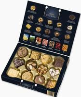 Немецкое изысканное печенье-ассорти Feine Gebackmischung в шоколаде популярного бренда FREIHOFER GOURMET. 288 гр. (Германия)