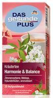 Das gesunde Plus Harmonie & Balance - чай гармония и баланс (Германия) 25 пакетиков.