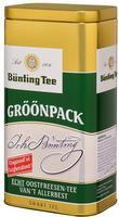 Bunting Grunpack in der praktischen Vorratsdose - знаменитый чёрный чай в жестяной упаковке. 500гр. ПРЕМИУМ ЧАЙ(Германия)