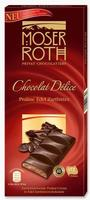 Moser Roth Praline Edel Zartbitter - Темный шоколад с пралине. (какао-53%), 187.5 гр. Германия
