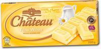 Шоколад Chateau Feine Weisse - Прекрасный белый с цельного молока, 200гр. Германия