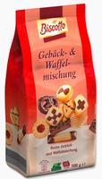 Печенье с шоколадом BISCOTTO Gebäck- & Waffelmischung, 500гр. Германия