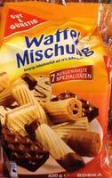 Печенье с шоколадом GUT & Gustig Gebäck- & Waffelmischung, 500гр. Германия