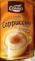 Combo family Cappuccino - капучино Карамель 500гр. Германия.