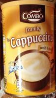 "Combo family Cappuccino - капучино ""Белый и горячий"" 500гр. Германия."
