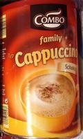 """Combo family Cappuccino - капучино """"Шоколад"""" 500гр. Германия."""