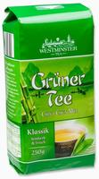 Westminster Gruner Tee China chun mee - уникальный зеленый чай без добавок. (Германия)