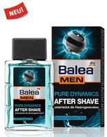 Balea men After Shave pure dynamics  - лосьон после бритья ЧИСТАЯ ДИНАМИКА - НОВИНКА!!! (Германия) 100 мл.