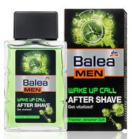 Balea men aftershave Wake up - лосьон после бритья (Германия) 100 мл.