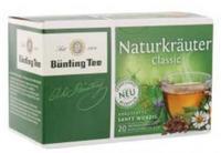 Kräutertee, Bünting Naturkräuter Classic - травяной чай Bünting классические натуральные травы. (Германия)