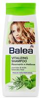 Balea Vitalizing Shampoo Rosmarin + Melisse - шампунь Розмарин+мелисса (Германия) 300 мл.