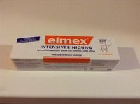 "Elmex Intensivreinigung Zahnpasta - высоко качественная зубная паста ""интенсивная очистка"" (Германия) 50 мл."