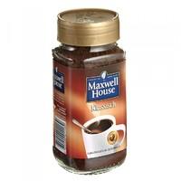 Кофе растворимый сб Maxwell House Богатый вкус, 200гр., Германия