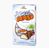 Milch Jumbo со слоном - с кокосовой начинкой (светлая) 7 ригелей, 150 гр. Германия