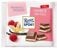 Ritter sport Himbeer Vanille - малина с ванилью, 100гр. Германия