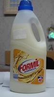 Formil Marseille 3л. стиральный гель с запахом марсельского мыла 3л. 40 стирок (Италия)
