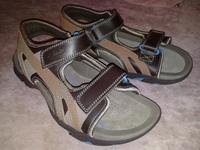 Clarks Sandaletten Jungs braun размер 33 Outdoor