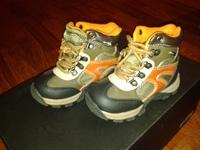 зимняя детская обувь размер 22, кожзам