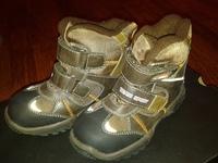 Зимние сапожки Schuhe Stiefel Boots 25 размер