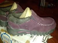 теплые ботинки Timberland Toddler´s/Petits 26 размер, замш