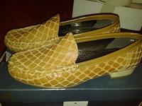туфли женские Milano Damen Schuhe, 36 размер, коричневые