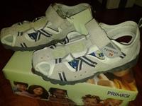 сандали для мальчиков, фирма Primigi, кожа, 34 размер