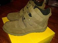 Bama ботинки коричнивые 33 размер