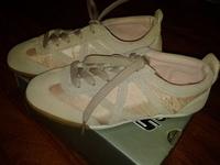 GRACELAND Sneaker, размер 34, кожа+текстиль
