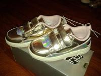 H&M детская обувь  размер 28, кожзам
