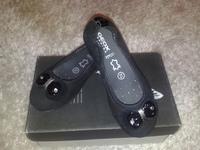 туфли-балетки  Geox 26 размер, замш