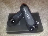 туфли-балетки  Geox 31 размер, замш