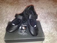 туфли-балетки  Geox 28 размер, кожа