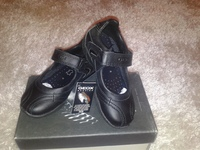 туфли-балетки  Geox 26 размер, кожа