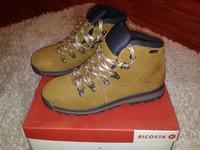 ботинки демисезонные Ricosta Унисекс, 36 размер, кожа, горчичного (Германия)