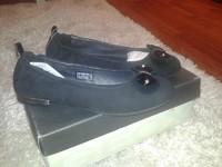 туфли Geox, 38 размер, замш