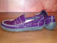Туфли кожаные Naturino, 40 размер