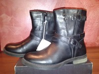 Ботинки Geox, кожа, 31 размер